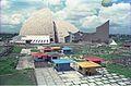 Convention Centre Complex and Stalls Under Construction - Science City - Calcutta 1996-08-26 263.JPG