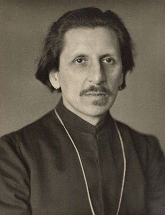 Ananda Coomaraswamy - Coomaraswamy in 1916,  photograph by Alvin Langdon Coburn