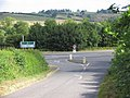Coplow Lane-A47 junction - geograph.org.uk - 203409.jpg