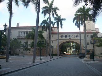 Douglas Entrance - Image: Coral Gables FL Douglas Entrance 01
