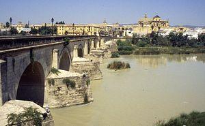 Córdoba am Río Guadalquivir