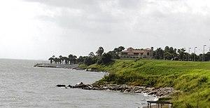 Gulf of Mexico, near Corpus Christi, Texas