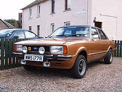 1978 Ford Cortina Mark IV