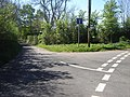 Country road junction - geograph.org.uk - 406715.jpg