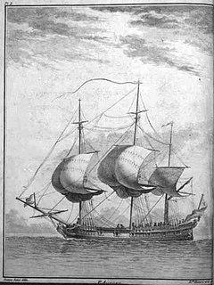 French corvette <i>Aurore</i> (1766)