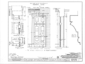 Courtview, 505 North Court Street, University of North Alabama Campus, Florence, Lauderdale County, AL HABS ALA,39-FLO,2- (sheet 12 of 17).png