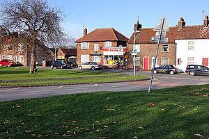 Hutton Cranswick - Image: Cranswick Post Office