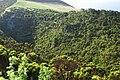 """Cratera do vulcão da Urzelina, sítio localmente conhecido por """"Bocas de Fogo da Urzelina"""", Velas, ilha de São Jorge, Açores.JPG"""