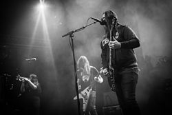 Crippled Black Phoenix auf dem Roadburn Festival 2017