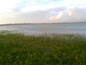 Cross Lake, Mullet Peninsula, Erris, County Mayo July 2010.jpg