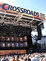 Crossroads stage (4776355461).jpg