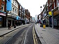 Croydon, George Street, without a tram in sight - geograph.org.uk - 1775588.jpg