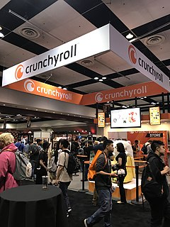 Crunchyroll Expo Anime convention in San Jose, California