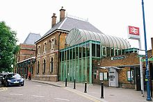London To Brighton Cycle 2017 >> Crystal Palace, London - Wikipedia