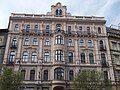 Csávolszky house. Former hotel, now Town Hall. - 6 Erzsébet Boulevard, Budapest.JPG
