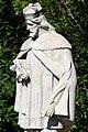 Csolnok, Nepomuki Szent János-szobor 2021 07.jpg