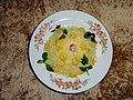 Cuisine of Iran آشپزی ایرانی 07-خوراک میگو با برنج.jpg