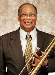 Curtis Fuller American jazz trombonist