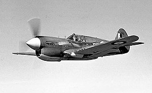 Royal Netherlands Air Force - P-40D Kittyhawk