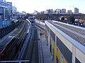 Custom House DLR and Crossrail stations.jpg