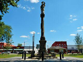 Cuthbert, Georgia City in Georgia, United States