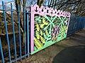 Cutting Edge - railings designed by Anuradha Patel - Northbrook Street, Ladywood (24894680419).jpg