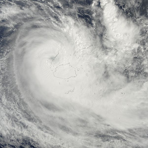 Cyclone Mick