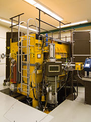 A modern Cyclotron for radiation therapy
