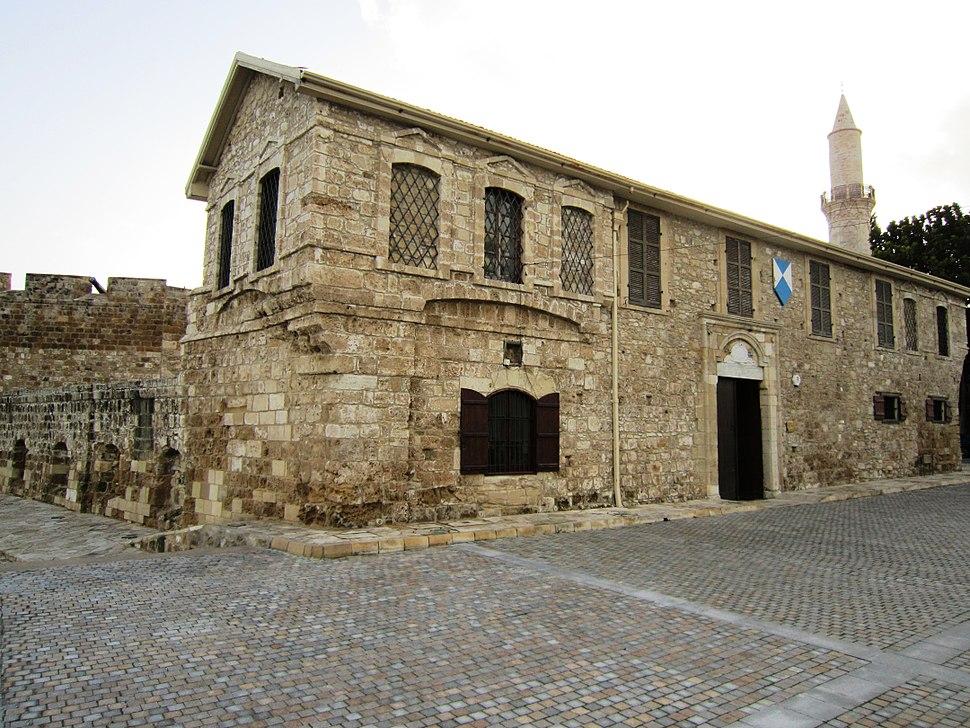 Cyprus - Larnacacastle 1
