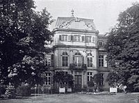 Düsseldorf, Schloß Jägerhof, Hofseite.jpg