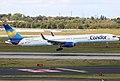 D-ABOB Boeing 757-300 Condor DUS 2018-09-01 (3a) (44826019021).jpg