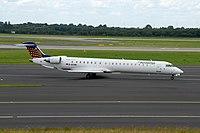 D-ACND - CRJ9 - Lufthansa