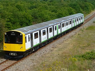 Wrexham Central railway station - The new battery hybrid trains to be used from 2021