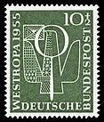 DBP 1955 217 Briefmarkenausstellung.jpg