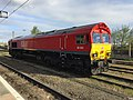 DB Cargo locomotive number 66034 at Didcot Parkway.jpg