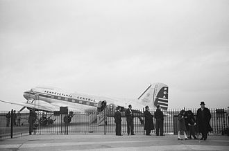 Capital Airlines - DC-3 of Pennsylvania Central Airlines
