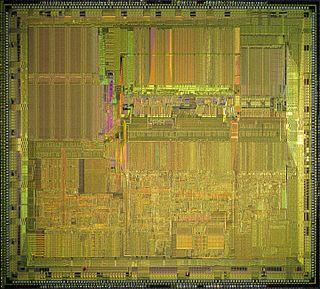 NVAX microprocessor