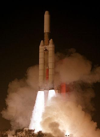 Titan 34D - Launch of the Titan 34D