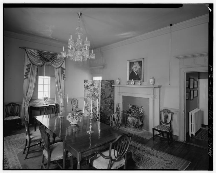 Harrison Dining Room Mcg