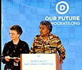 DNC Winter Meet 0028 DNC Chair Donna Brazille (33134560926).jpg