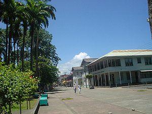 Limón - Image: DSC02141, Limon, Costa Rica