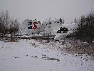 Dagestan Airlines Flight 372 2010 aviation accident