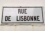 Dahouët (Côtes d'Armor) rue de Lisbonne