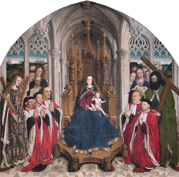 Virgen dels Consellers.