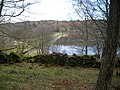 Dam at North End of Loch Drunkie - geograph.org.uk - 736323.jpg