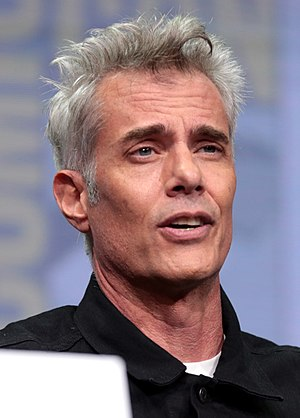Dana Ashbrook - Ashbrook at the 2017 San Diego Comic-Con