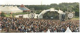 Dance Valley 2001, mainstage
