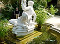 Danemark, Copenhague, Ny Carlsberg Glyptotek, sculpture dans le jardin d'hiver (33150718266).jpg