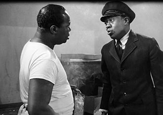 Willie Best - Dudley Dickerson and Willie Best in Dangerous Money (1946)