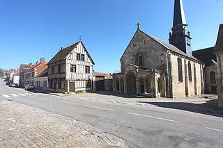 Dangu, Eure Commune in Normandy, France